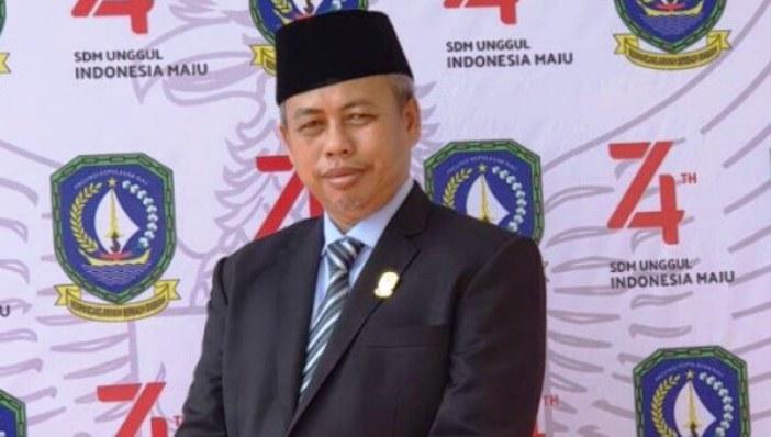 Ketua Fraksi PKS DPRD Kepri, Hanafi Ekra