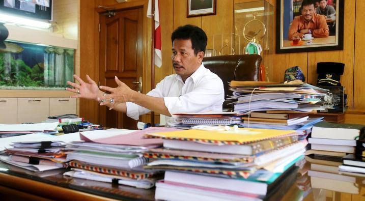 Walikota Batam, Muhammad Rudi.