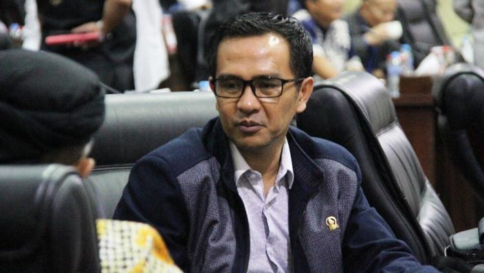 Anggota Komisi IV DPRD Kepri Wahyu Wahyudin
