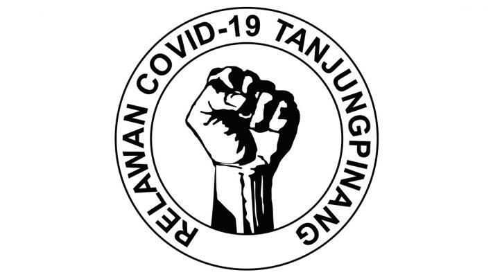 Logo Relawan Covid-19 Tanjungpinang