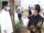 Ketua DPRD Kepri, Jumaga Saat Berbincang Bincang