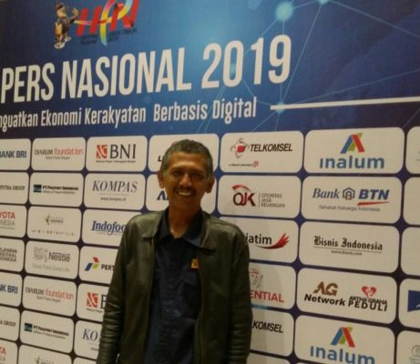 Ketua PWI Tanjungpinang-Bintan Zakmi