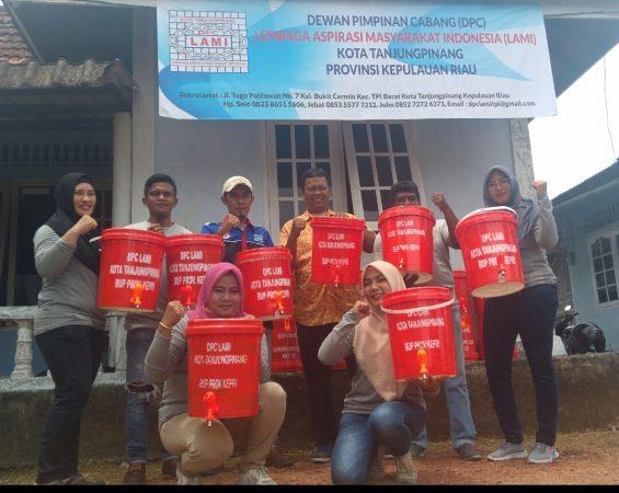 DPC LAMI Kota Tanjungpinang