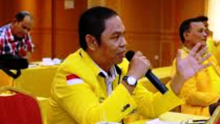 Ketua DPD II Partai Golkar Tanjungpinang, Untung Budiawan