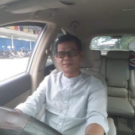 Ketua Komunitas ASGAR Tanjungpinang (KAT) Iwan Darmawan