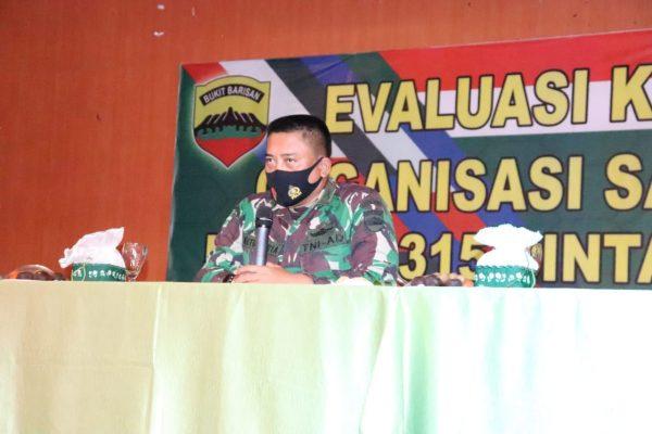 Dandim 0315/Bintan Kolonel Inf I Gusti Ketut Artasuyasa