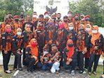 Foto Bersama Usai Upacara dan Tabur Bunga di Taman Makam Pahlawan