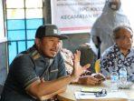 Ketua DPRD Kota Batam, Nuryanto Saat Mengunjungi Warga Perumahan Kavling Bengkong Indah Swadebi