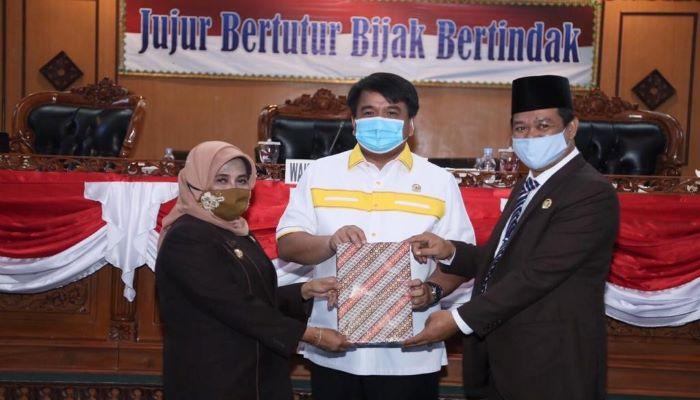 Wali Kota Tanjungpinang, Rahma Usai paripurna