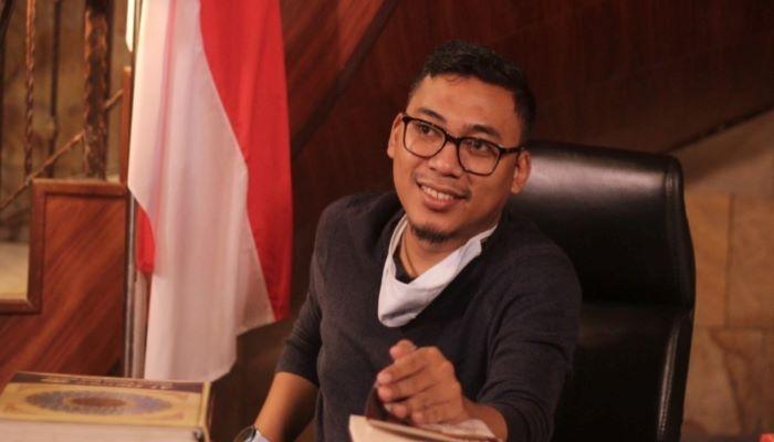 Direktur Penggalangan Opini, Propaganda dan Agitasi Tim Kampanye Sinergi, Agus Purwanto