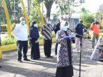 Plt Walikota Tanjungpinang, Rahma Saat Menyampaikan Kata Sambutannya