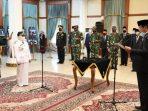 Rahma Saat Dilantik Sebagai Walikota Tanjungpinang Oleh Gubernur Kepri, Isdianto