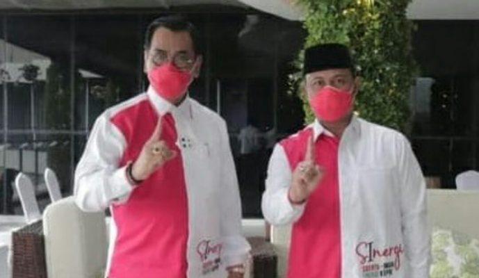 Pasangan Nomor Urut 1, Soerya Respationo - Iman Sutiawan
