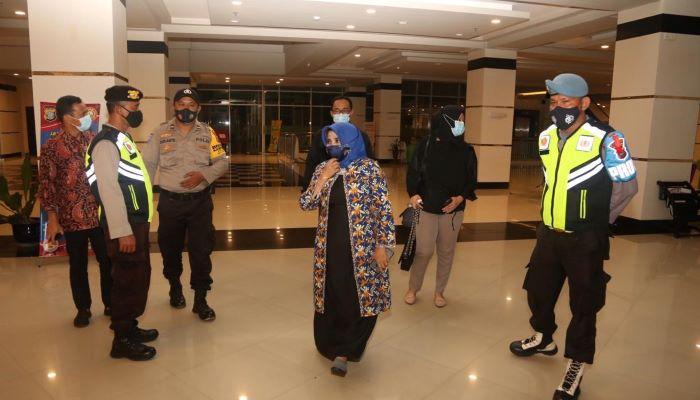Wali Kota Tanjungpinang, Rahma Usai Meninjau Kegiatan Exotics Model Project di CK Hotel