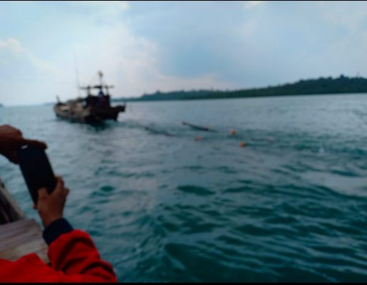 Inilah Kapal Pukat Trawl yang diresahkan nelayan lokal atau pesisir di wilayah sekitar Bunda Tanah Melayu