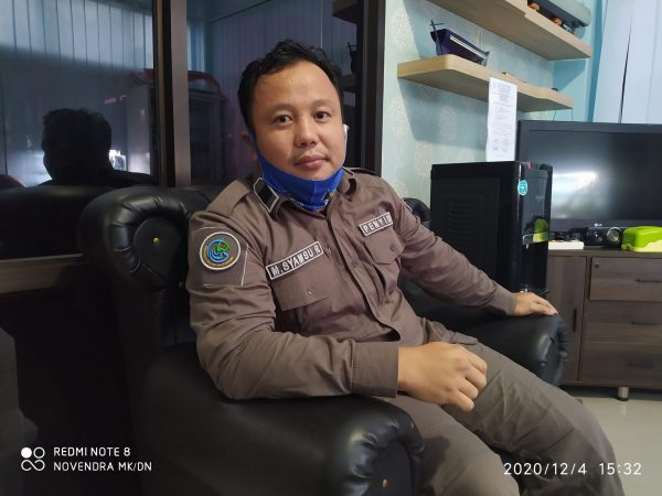 Penyidik PSDKP Pangkalan Batam, M.Syamsu R
