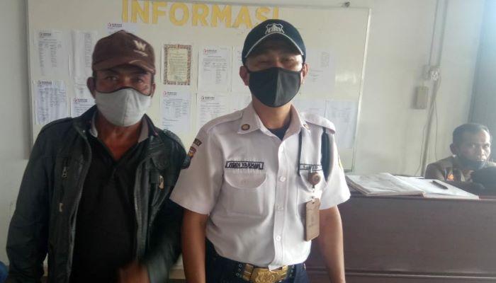 Saksi Paslon Bupati Karimun Nomor Urut 2, Awang Usai Melapor ke Bawaslu