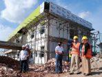 Wali Kota Tanjungpinang, Rahma Disela Sela Peninjauan Proyek Fisik
