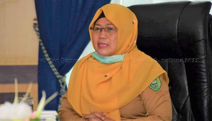 Wakil Bupati Natuna, Hj Ngesti Yuni Suprapti