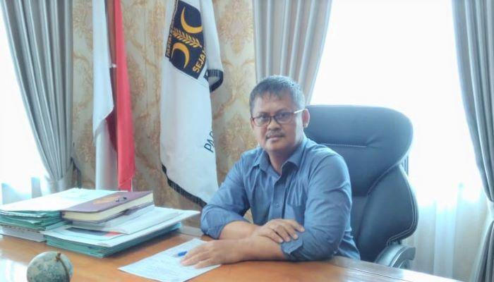 Wakil Ketua DPRD Kabupaten Karimun, Syafri Sandy