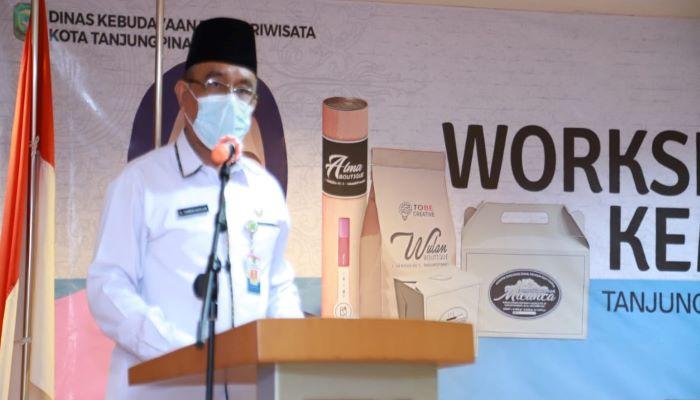 Asisten I Bidang Pemerintahan dan Kesra Pemerintah Kota Tanjungpinang, Tamrin Dahlan