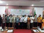 Foto bersama DPRD Natuna dengan Tim 9