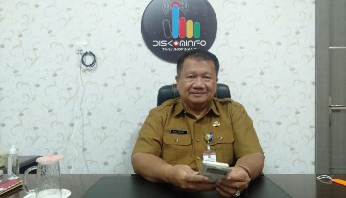 Kepala Dinas Kominfo Kota Tanjungpinang, Ruli Friady