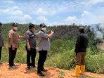 Ketua Komisi III DPRD Kepri, WIdiastadi Bersama Rombongan Saat Dilokasi