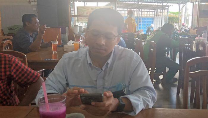 Manager UP3 PLN Tanjungpinang, Suharno