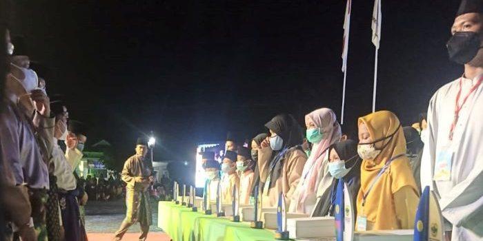 Suasana Sebelum Acara STQ IX Tinggkat Kabupaten Lingga Dimulai