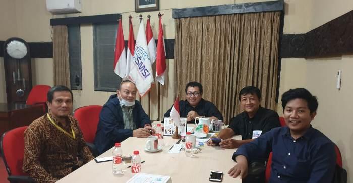 Foto Bersama Usai Diskusi