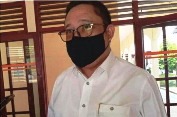 Ketua DPRD Natuna, Daeng Amhar