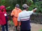 Ketua Komisi III DPRD Kepri, Widiastadi Nugroho Saat Meninjau Drainase