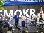Ketum Partai Demokrat, AHY dan Presiden PKS Ahmad Syaikhu