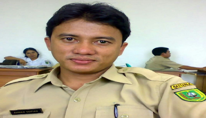 Plt. Badan Pengelola Pajak dan Retribusi Daerah (BP2RD) Kabupaten Natuna, Ahmad Sofian