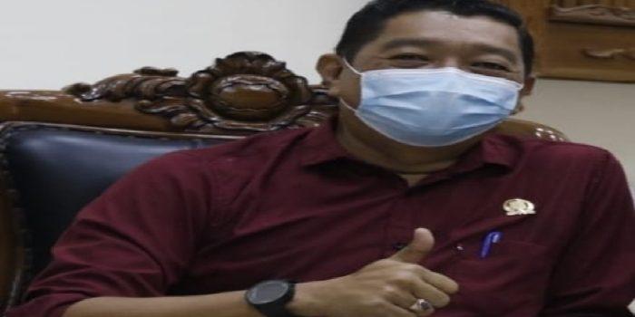 Ketua Panlih Pemilihan Calon Wakil Walikota Tanjungpinang, Hendy Amerta SH