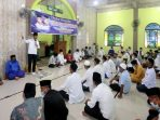 Wali Kota Batam, Muhammad Rudi Saat Safari Ramadan
