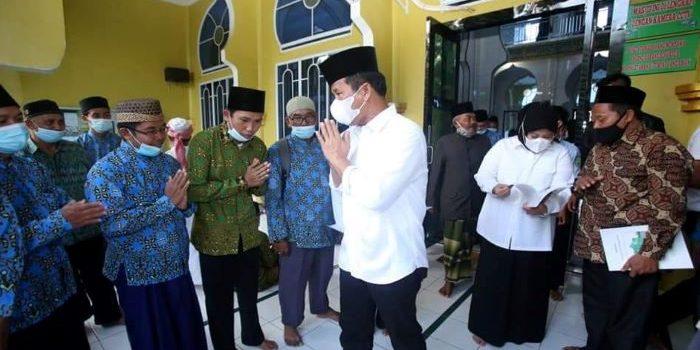 Wali Kota Batam, Muhammad Rudi Saat Silaturahmi Dengan BMGQ