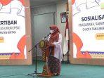 Wali Kota Tanjungpinang, Rahma Saat Menyampaikan Kata Sambutan