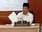 Sekdaprov Kepri, Arif Fadillah Saat Rapat