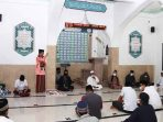 Wakil Wali Kota Batam, Amsakar Saat Safari Ramadan