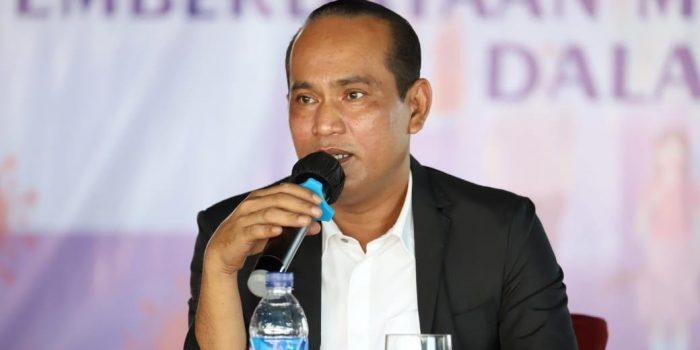 Wakil Ketua Komisi IV DPRD Kepri, Sirajudin Nur