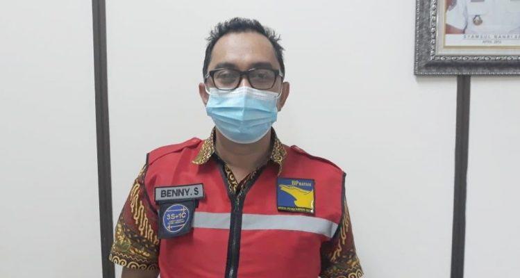 General Manager Badan Usaha Bandar Udara (BUBU) Hang Nadim Batam, Benny Syahroni