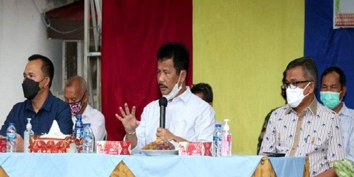 Wali Kota Batam, Muhammad Rudi Saat Menyelesaikan Persoalan PPDB